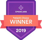 opencare top dentist award